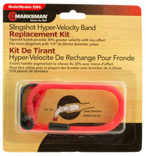 Marksman Laserhawk Grip Replacement Band Kit Red