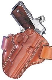 Galco Combat Master Glock 19/23/32/36, CZ P10C, Black, RH