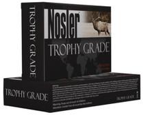 Nosler Trophy Grade 338 Winchester Magnum 225gr, AccuBond, 20rd/Box