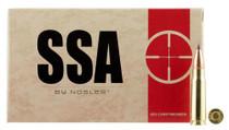Nosler SSA 7.62X39mm 123gr, Varmageddon, 20rd/Box