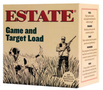 "Estate Cartridge Estate Promotional 12 Ga, 2.75"", 1290 FPS, 1oz, 7.5 Shot, 250rd/Case (10 Boxes of 25rd)"