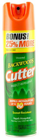 Cutter Backwoods Aerosol Insect Repellant Insect Repellent Mosquito, Gnat