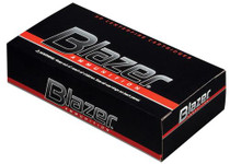 CCI Blazer 38 Special +P 158gr, Total Metal Jacket 50 Bx/ 20 Cs