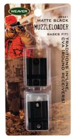 Weaver Muzzleloader Base For Traditions In-Line/Pre-2010 CVArd Bases