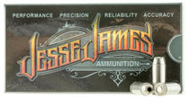 Jesse James Black Label 10mm Automatic 180gr, Hollow Point 20 Rd Bx