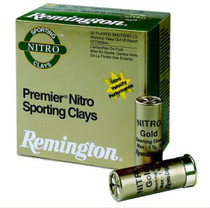 "Remington Lead Premier STS 12 Ga, 2.75"", 1-1/8oz, 8 Shot, 25rd/Box"