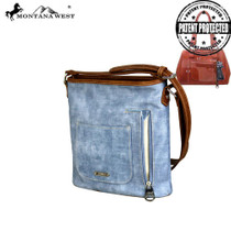 Montana West Aztec Collection Concealed Handgun Crossbody Bag#2