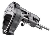Maxim CQB AR Pistol Brace Rifle Aluminum Black Standard