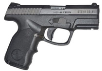 """Steyr S9-A1 Double 9mm, 3.6"""", Black Polymer Grip, 10rd"""
