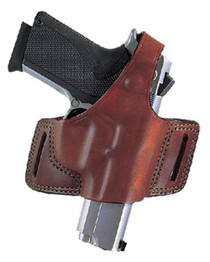 Bianchi 5 Black Widow 9mm Automatic Ruger P89/P90/P91/P94/P95 Leather Ta