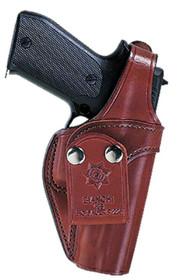 Bianchi 3S Pistol Pocket 9mm/40 Automatic Beretta 92/96s Leather Tan