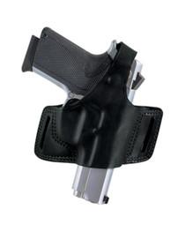 Bianchi 5 Black Widow Sig 9mm/45 Automatic Leather Black