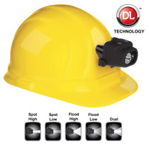 Nightstick Dual Light Headlamp with Hard Hat Clip 100/60/90/50/180 Lu