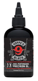 Hoppes Black Precision Gun Oil 4 oz
