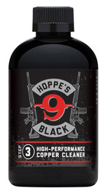 Hoppes Black Copper Cleaner Remover 4 oz