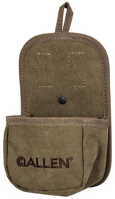Allen Select Canvas Single Box Shell Carrier Olive Green