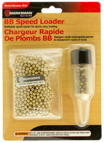 Marksman BB Speed Loader Pocket, .177 Steel, 1000rd