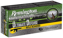 Remington Ultimate Defense 223 Rem 62 Grain Bonded Core-Lokt 20rd Box