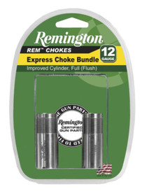 Remington Choke Express Bundle 12 Ga Flush