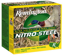 "Remington Nitro 12 Ga, 3.5"", 1-1/2oz, 2 Shot, 25rd/Box"