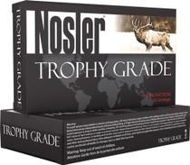 Nosler Trophy Grade 308 Win/7.62mm 168gr, AccuBond Long Range, 20rd/Box
