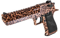 "Magnum Research Desert Eagle Mark XIX, .44 Mag, 6"", 8 Rd, Cheetah Print"