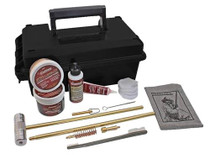 Traditions Deluxe Shooter''s Kit with Range Box Universal Cleaning Kit Multi-Caliber 1