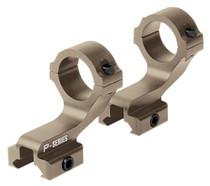 Nikon 2-Piece Base/Rings For P-Series Dark Earth Finish