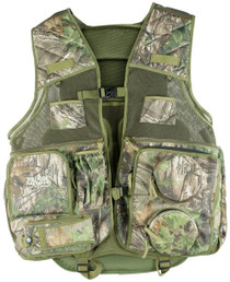 Primos Gobbler Hunting Vest Medium/X-Large Realtree Xtra Green