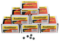 Traditions Revolver 44 Black Powder 140gr, 100 .454