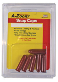 A-Zoom Snap Caps 38 Special 6PK