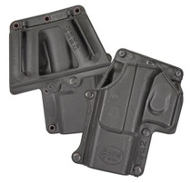 "Fobus Belt Holster Fits Belt Width up to 2"" Black Plastic, Glock 17/19, Left Hand"