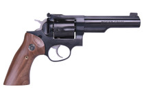 "Ruger GP100 Limited Edition 357 Mag/38 Spc 5"" Half Lug Barrel Adjustable Sights Wood Grips 6rd"