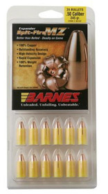 Barnes Muzzleloader .50 Black Powder Spit-Fire MZ 245gr 24rd/Box