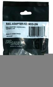 "Sig Rail Adapter, Handguard, Keymod, 2"""
