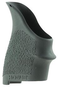 Hogue HandAll Beavertail Grip Sleeve S&W Shield 9; Ruger LC9; Glock 26 Te