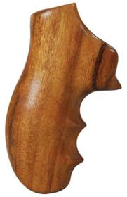 Hogue Goncalo Alves Hardwood Grips Ruger SP-101