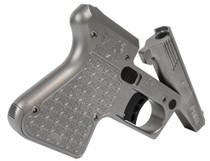 "Heizer PAR1 Pocket AR Pistol, .223/5.56, 3.875"", Single Shot, Stainless Steel"