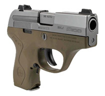"Beretta Pico .380 ACP, 2.7"", 6rd, Adjustable Sights, Dark Earth/Inox"