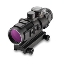 Burris AR-332 Tactical Prism Sight 3x32mm Ballistic, AR 3X Reticle, Waterproof Matte Black