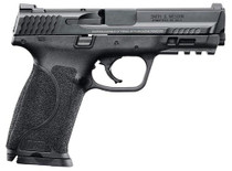"Smith & Wesson M&P M2.0, 9mm, 4.25"", 10rd, Black, MA Compliant"