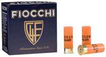 "Fiocchi Blanks 12 Ga, 2.75"", 25rd/Box - Not Ammo, These Are Blanks"
