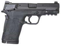 "Smith & Wesson M&P Shield EZ .380 ACP, 3.6"" Barrel, Adj Rear Sight, Manual Safety, 8rd"