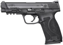 "Smith & Wesson M&P9 M2.0 Striker Fire 9mm 4.25"" Barrel White Dot Sights 15rd Mag"