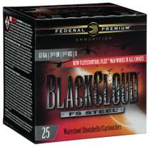 "Federal BlackCloud 12 Ga, 3.5"", 1 1/2oz, 25rd/Box"