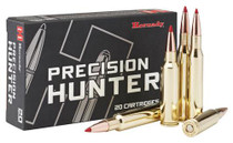 Hornady Precision Hunter 7mm-08 Remington, 150gr, ELD-X, 20rd/box