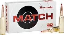 Hornady Match .300 Norma Magnum, 225 Grain ELD-Match, 20rd/box