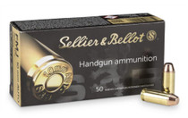 Sellier and Bellot 10mm 180 FMJ 50Rd/Box