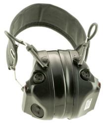 3M Peltor Comtac III Communication Headset Earmuff 23 dB Black
