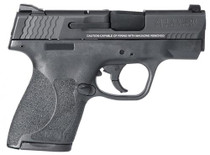 "Smith & Wesson M&P Shield M2.0, 9mm, 3.1"", MA Compliant 10lb Trigger"